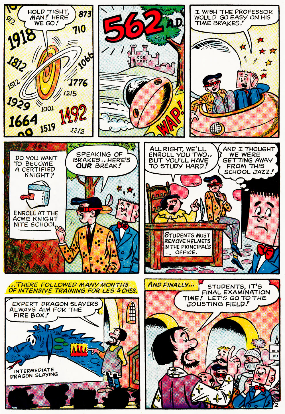 Archie's Madhouse issue 24 - Page 27
