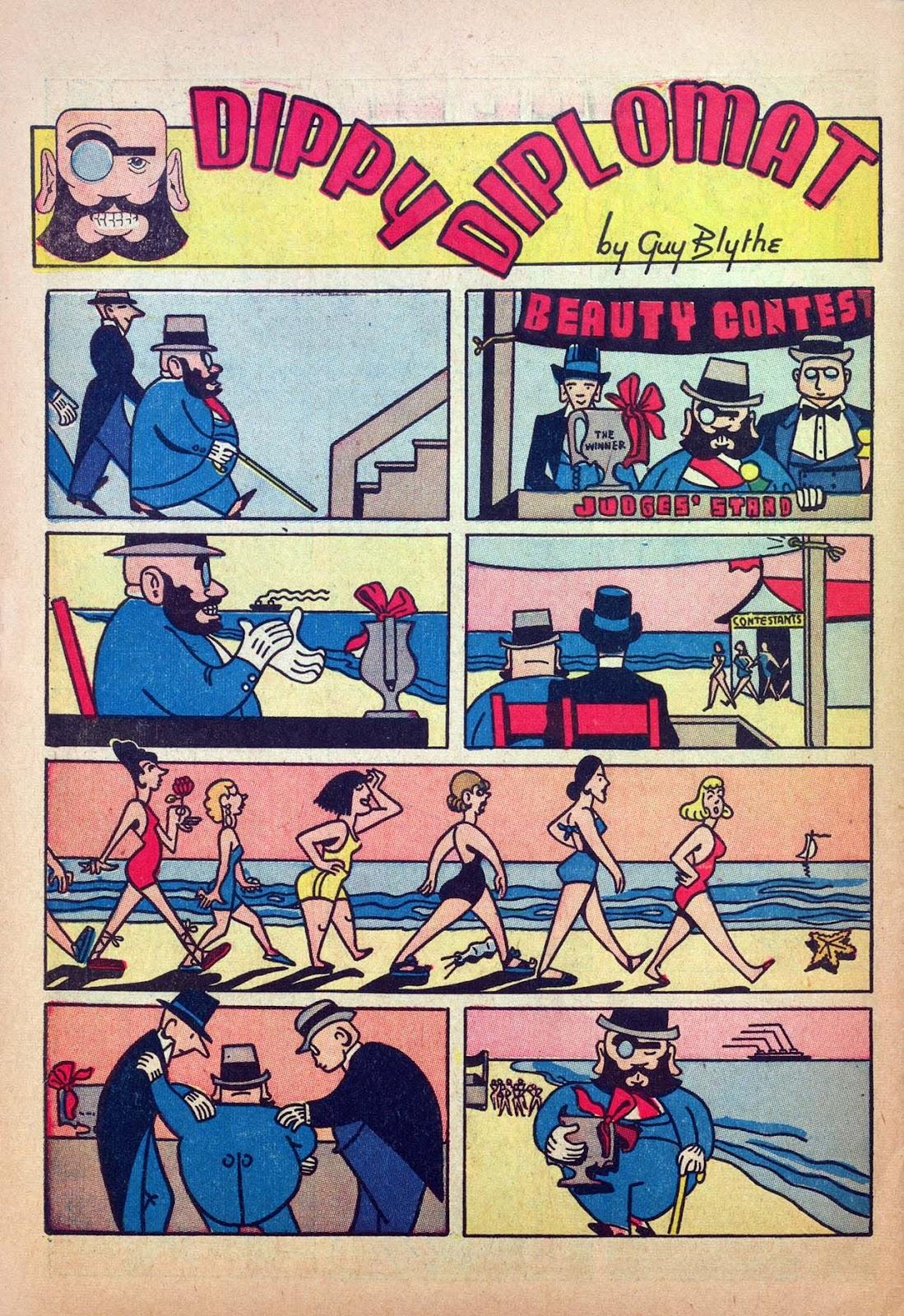 Read online Joker Comics comic -  Issue #4 - 58