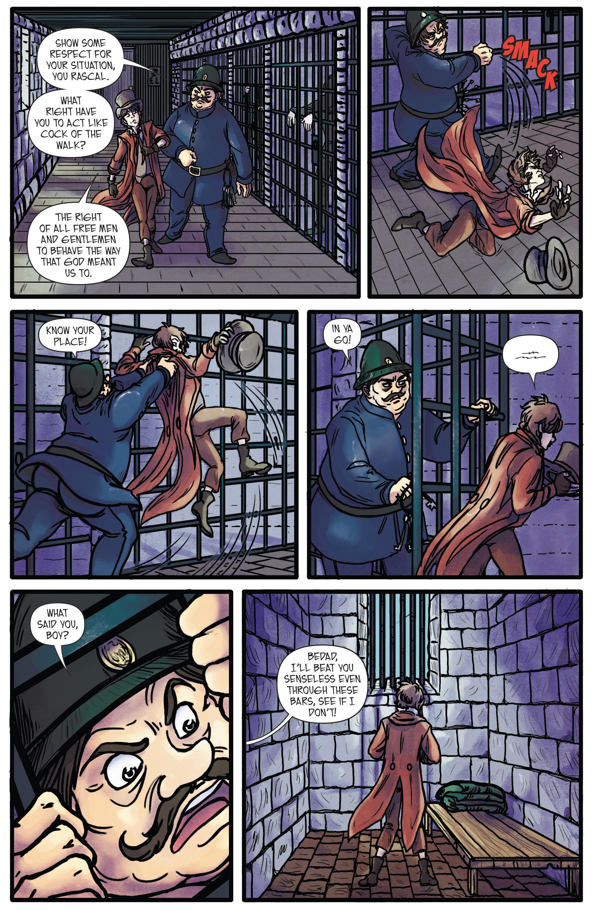 Read online Artful comic -  Issue #1 - 7
