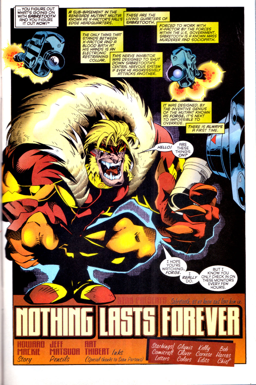 Read online X-Factor (1986) comic -  Issue #136 - 4