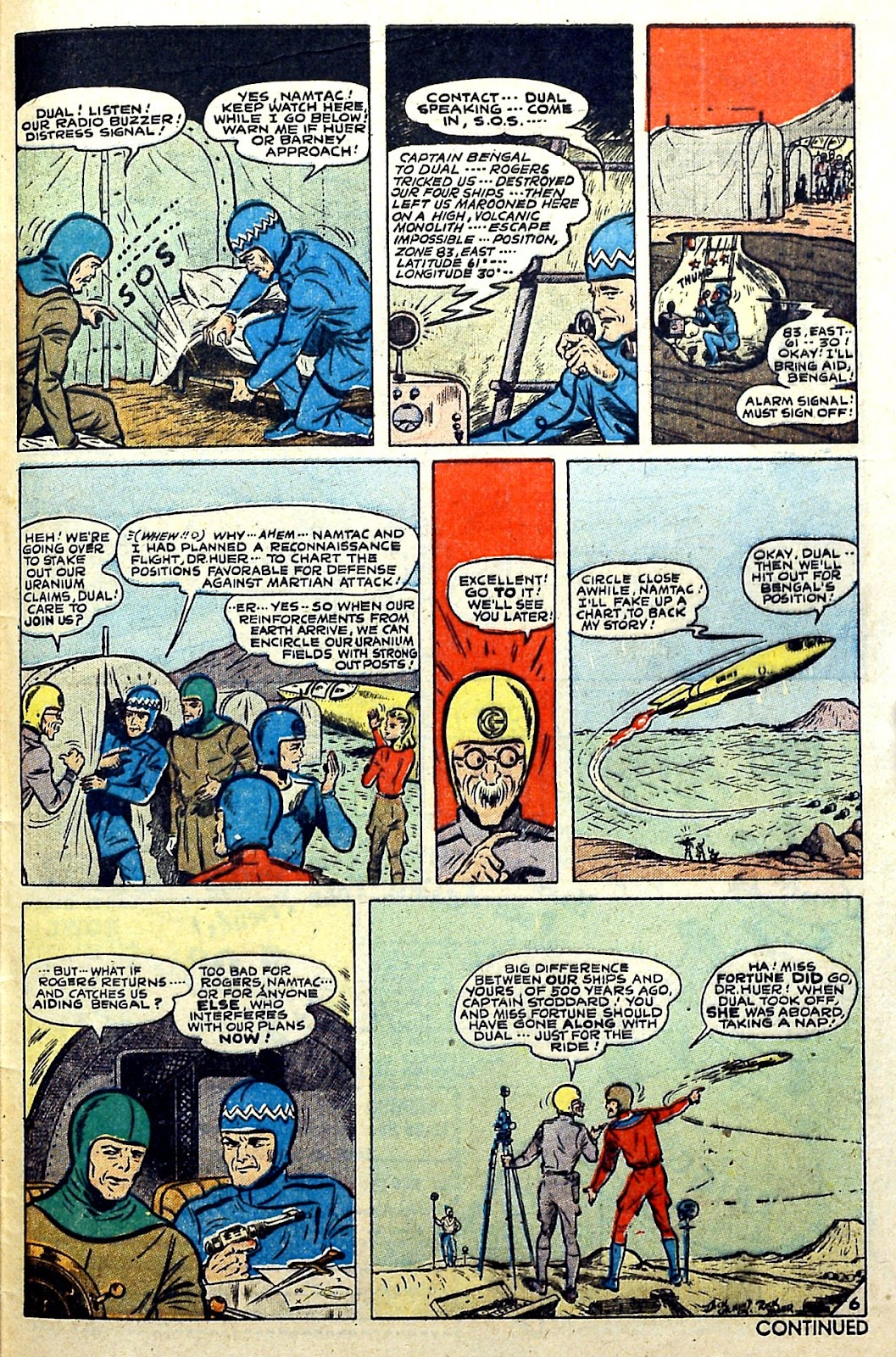 Read online Famous Funnies comic -  Issue #187 - 49
