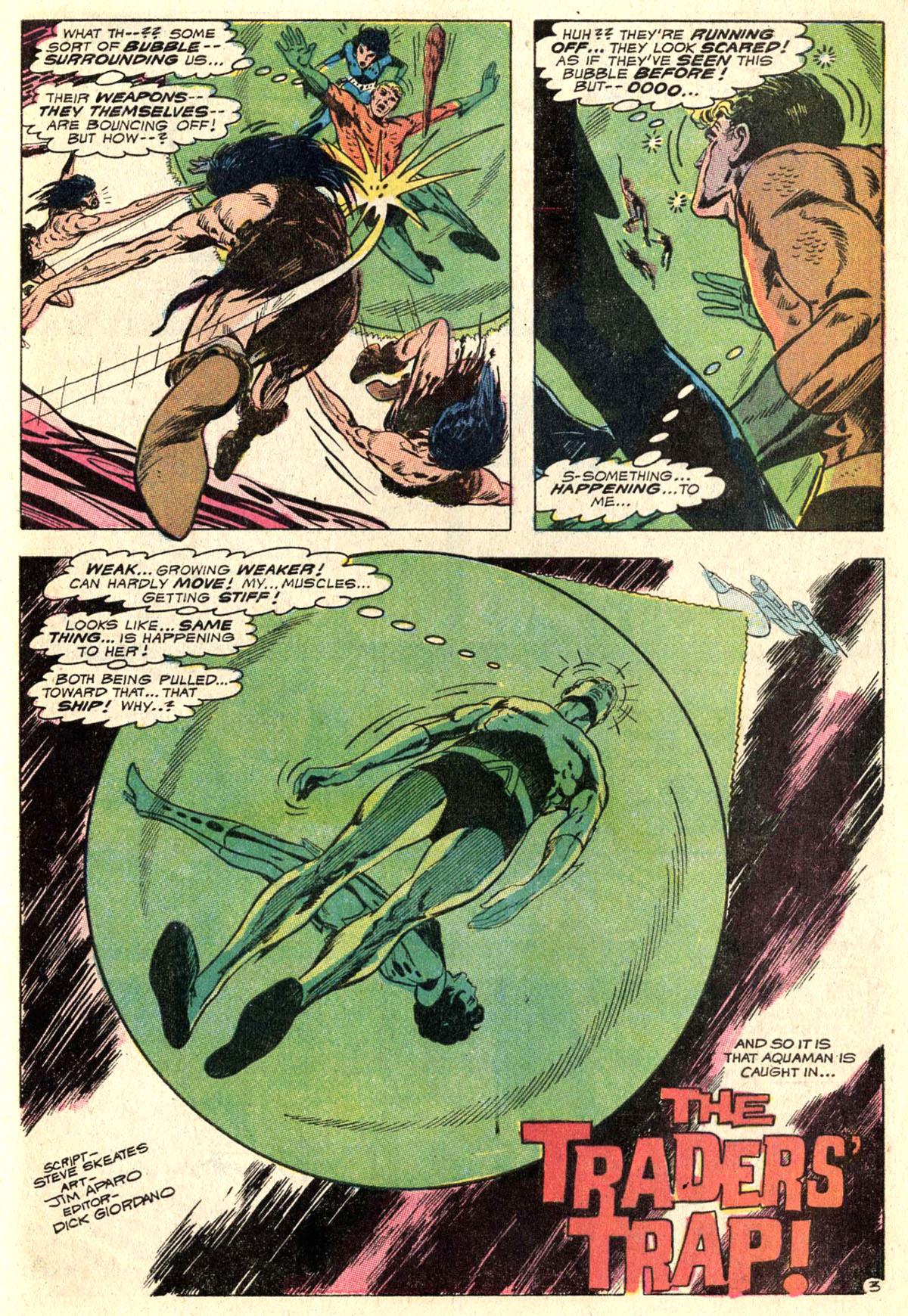 Read online Aquaman (1962) comic -  Issue #52 - 5