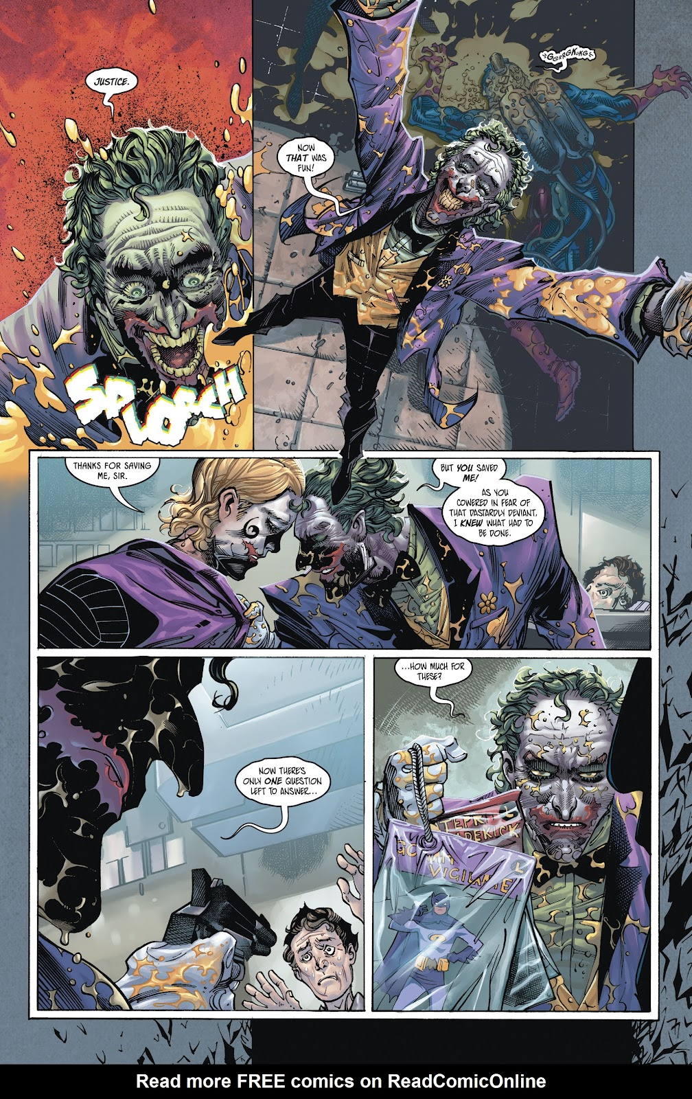 Joker: Year of the Villain issue Full - Page 10