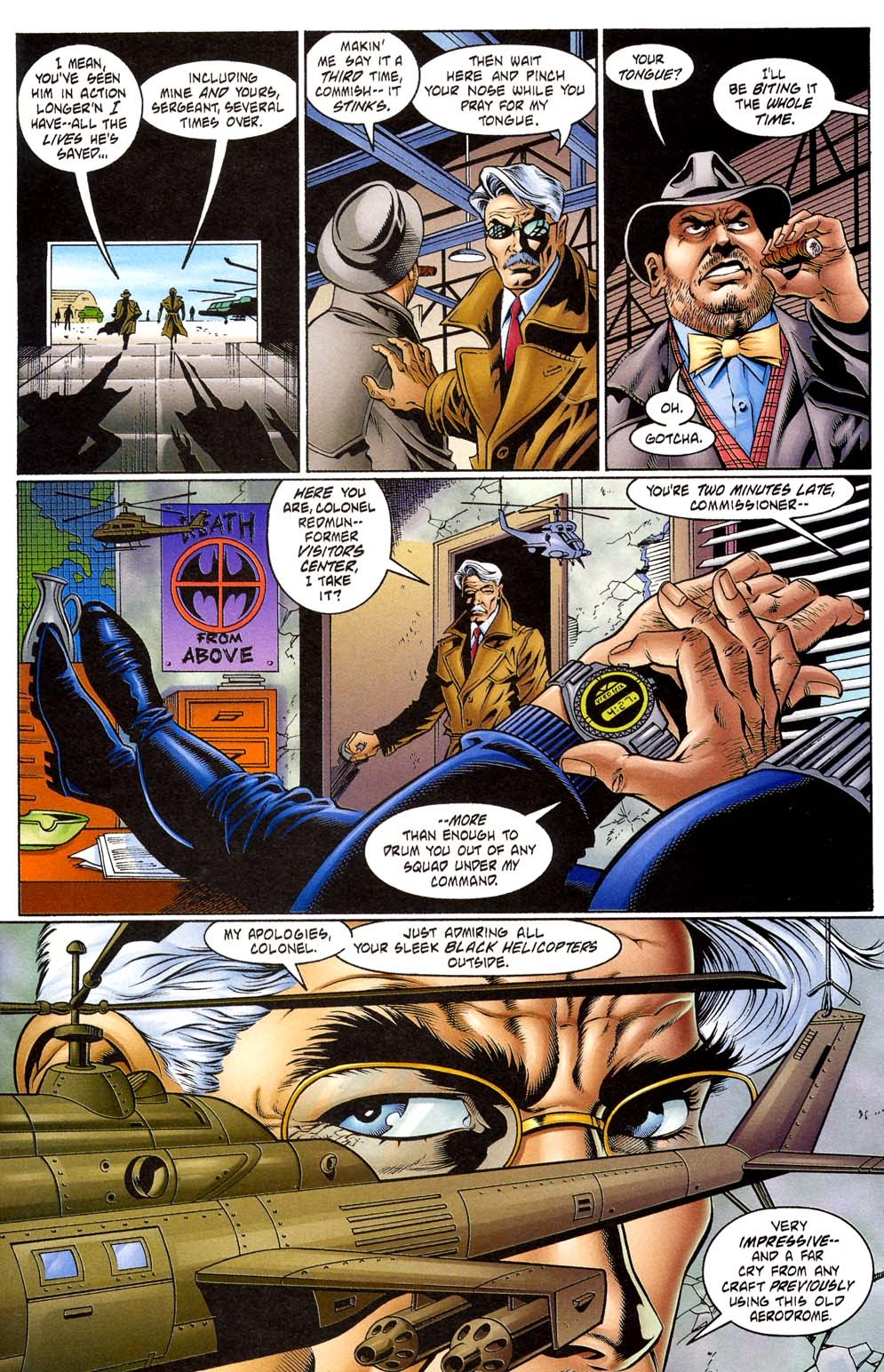 Batman: Outlaws issue 2 - Page 5