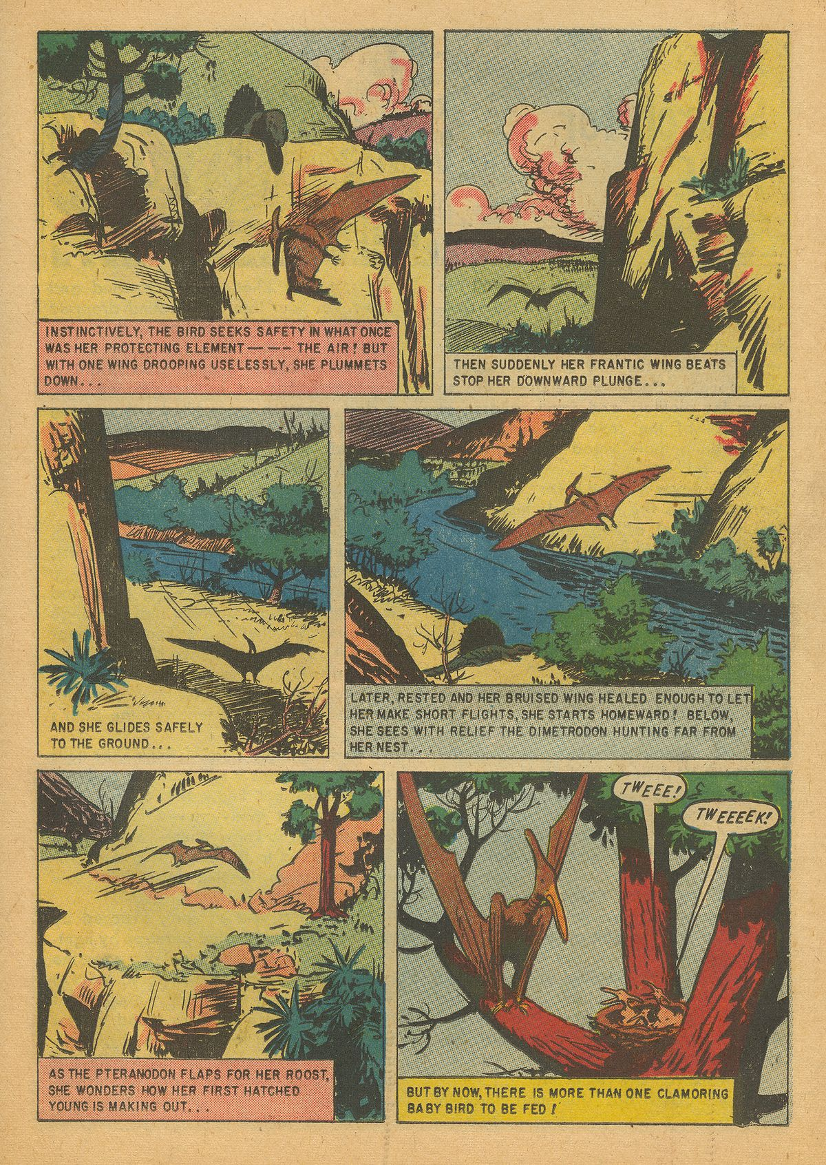 Read online Turok, Son of Stone comic -  Issue #8 - 19