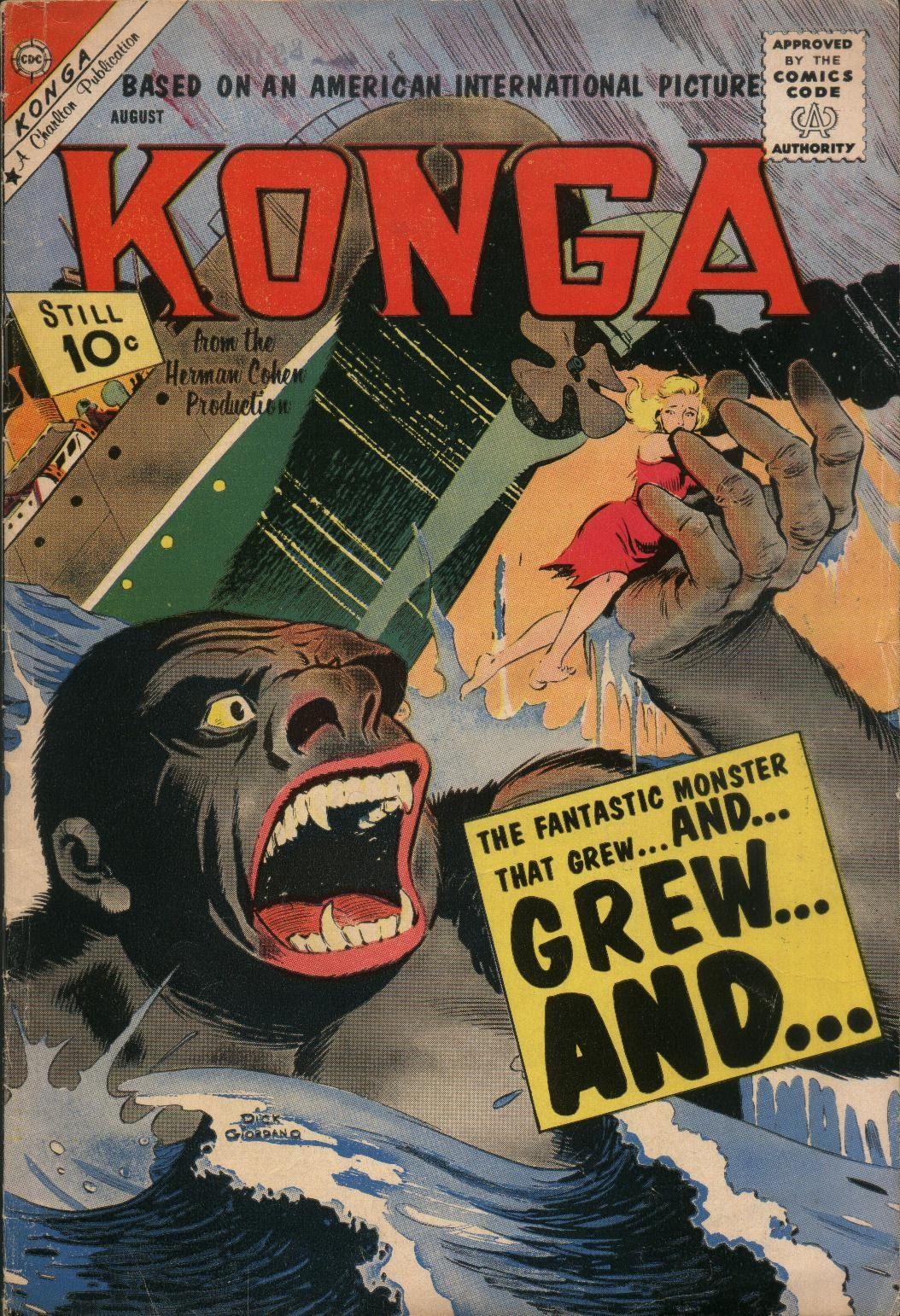 Konga 2 Page 1