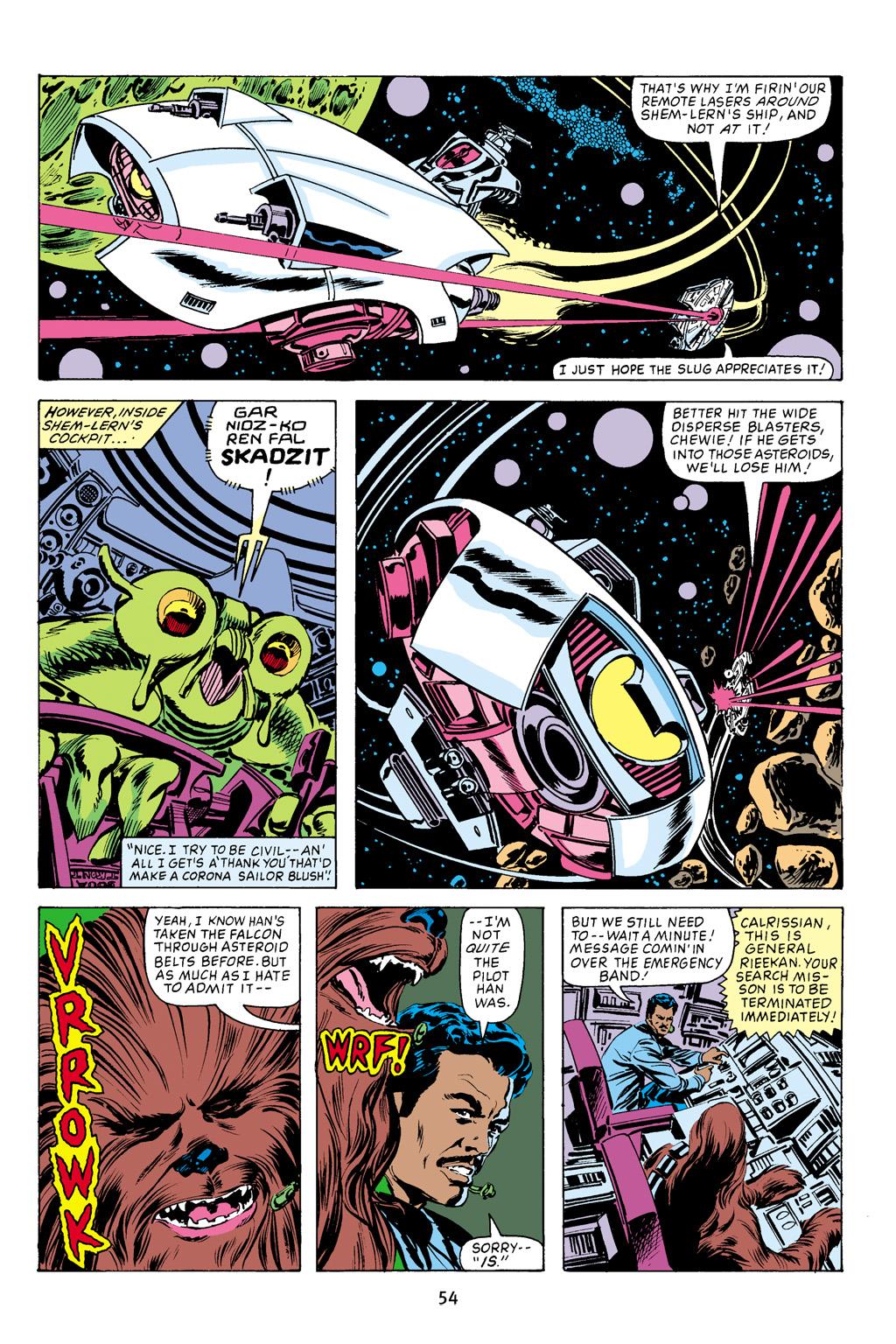 Read online Star Wars Omnibus comic -  Issue # Vol. 16 - 55