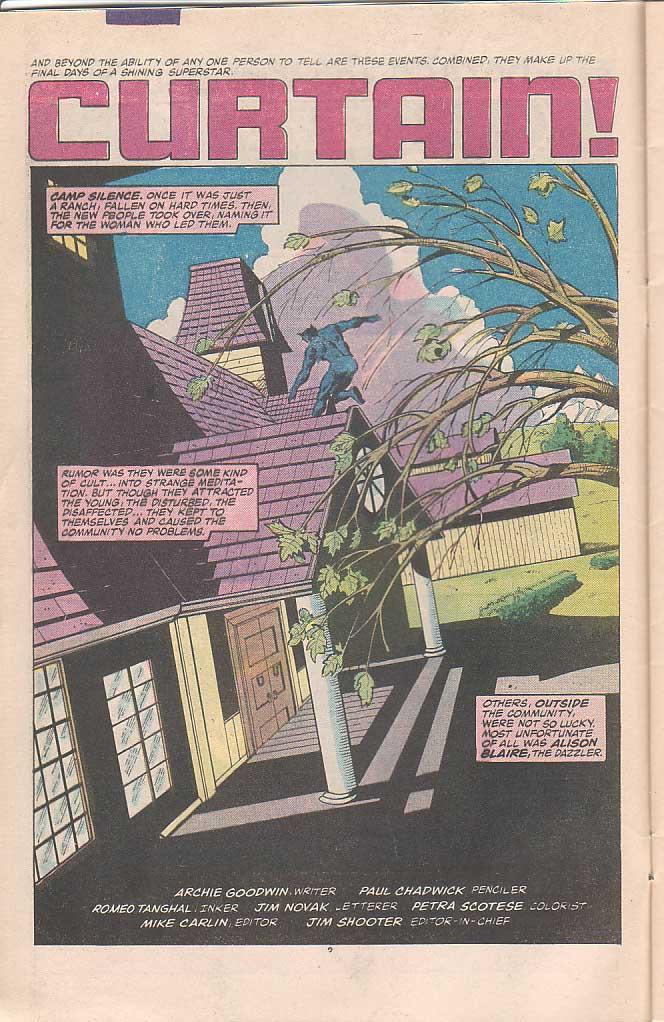 Dazzler (1981) 42 Page 3