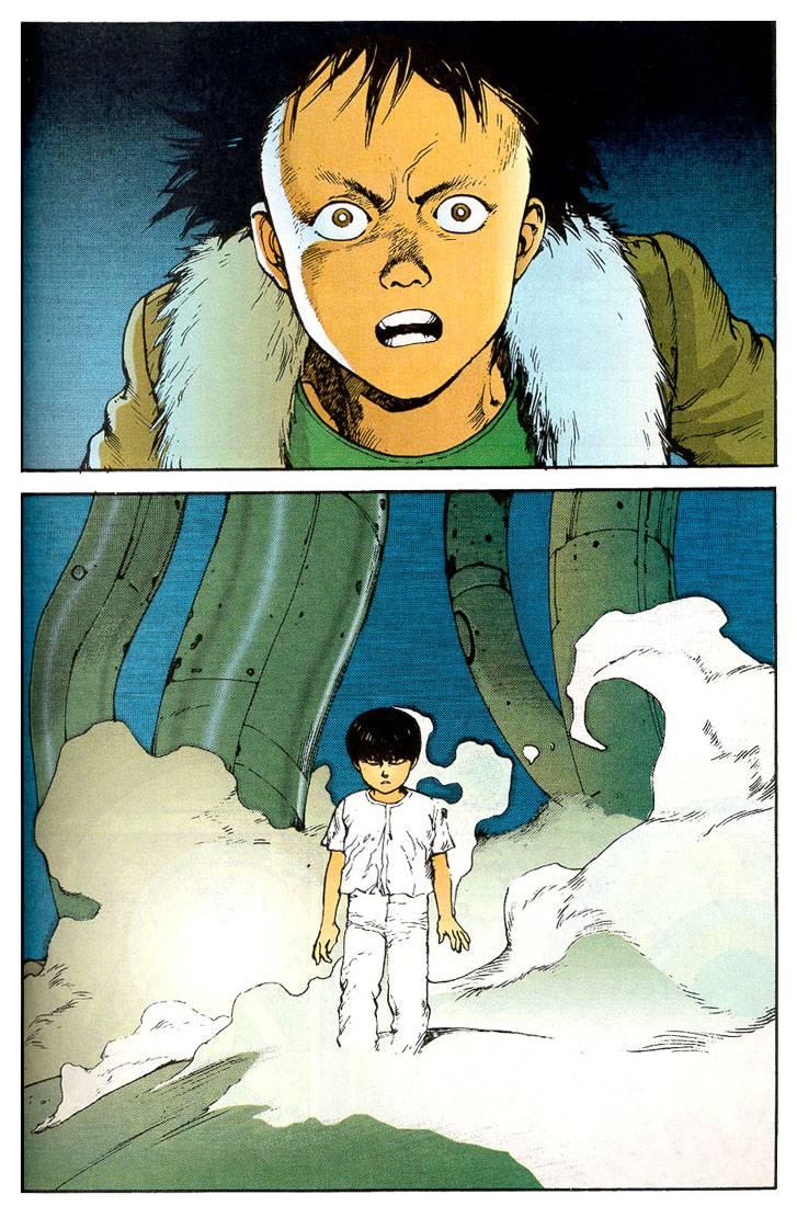 Read online Akira comic -  Issue #11 - 5
