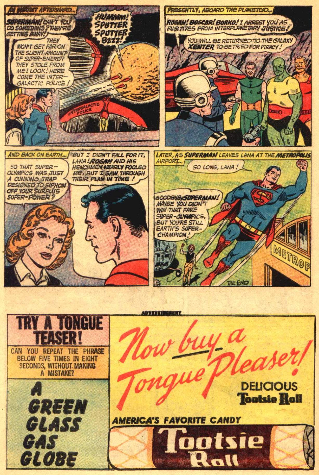 Read online Action Comics (1938) comic -  Issue #304 - 14