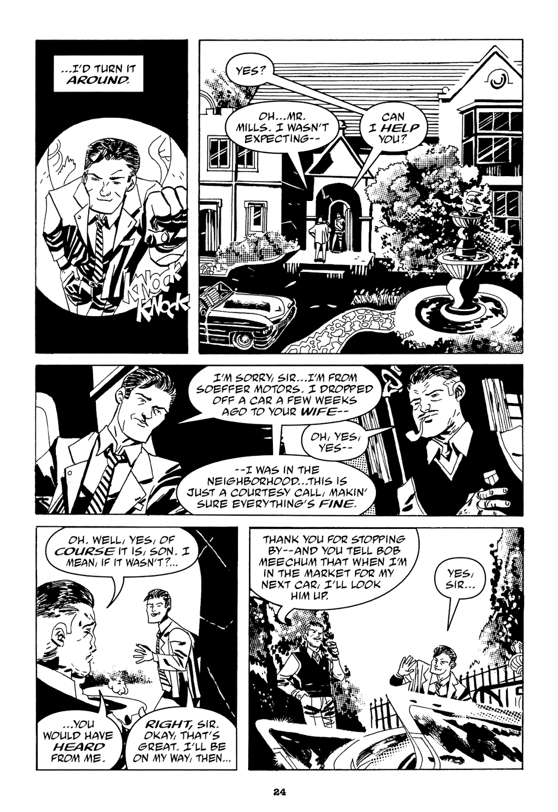 Read online Filthy Rich comic -  Issue # TPB (Part 1) - 26