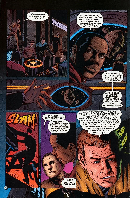Read online Star Trek: Deep Space Nine (1993) comic -  Issue # _Special 1 - 6