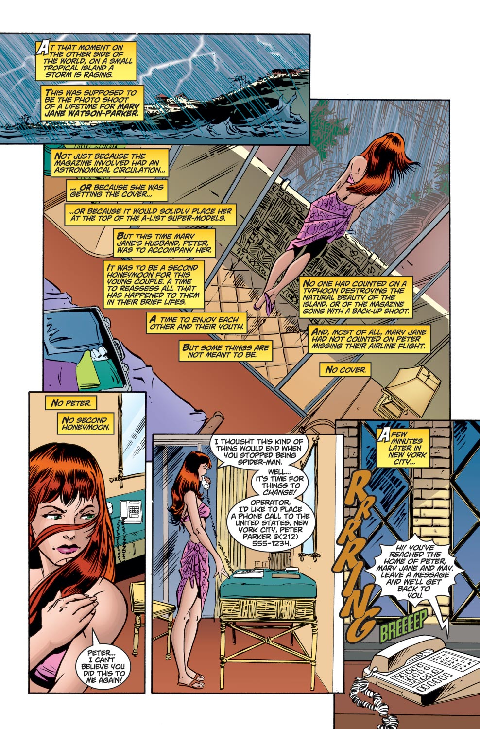 The Amazing Spider-Man (1999) 9 Page 8
