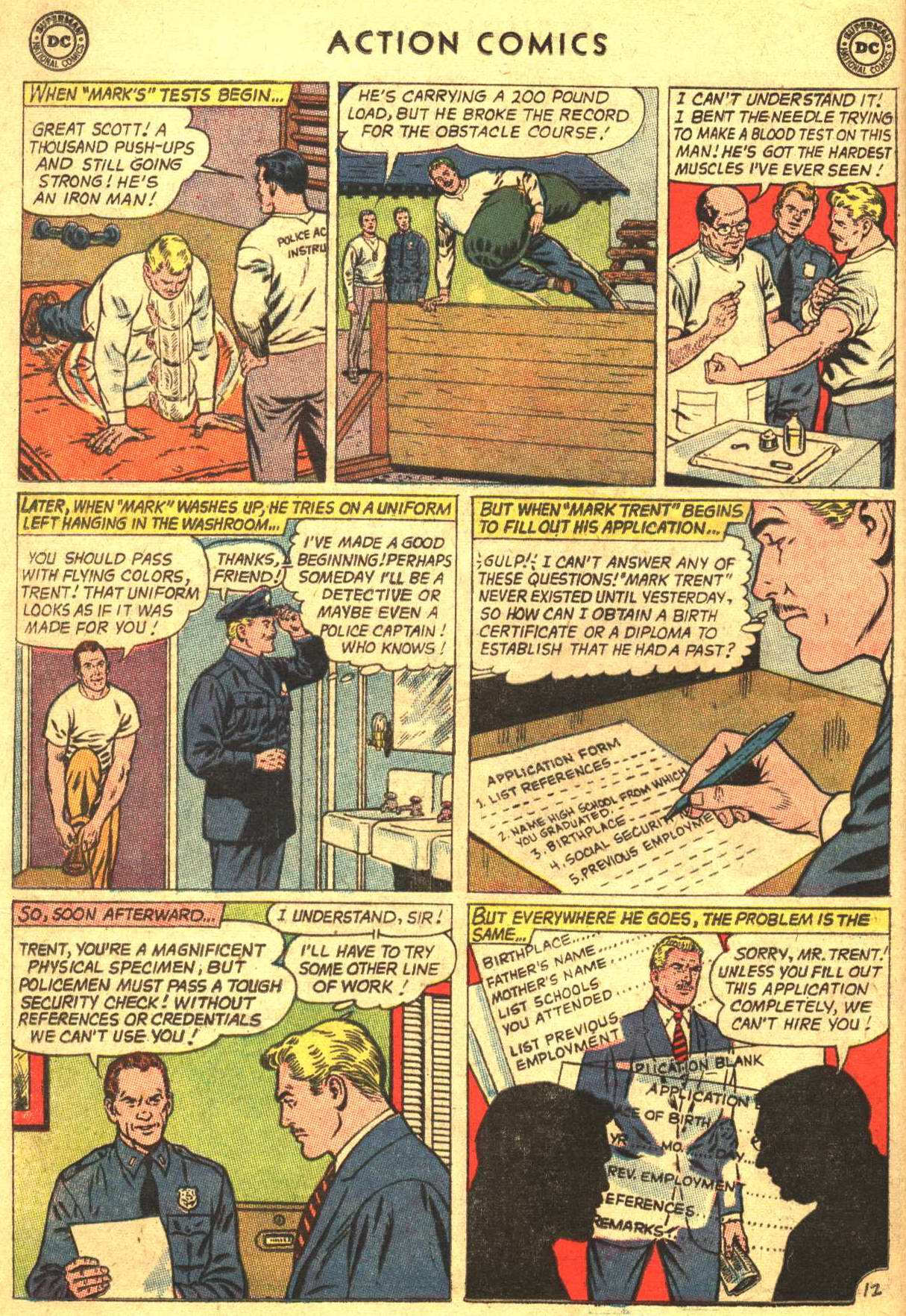 Read online Action Comics (1938) comic -  Issue #305 - 14