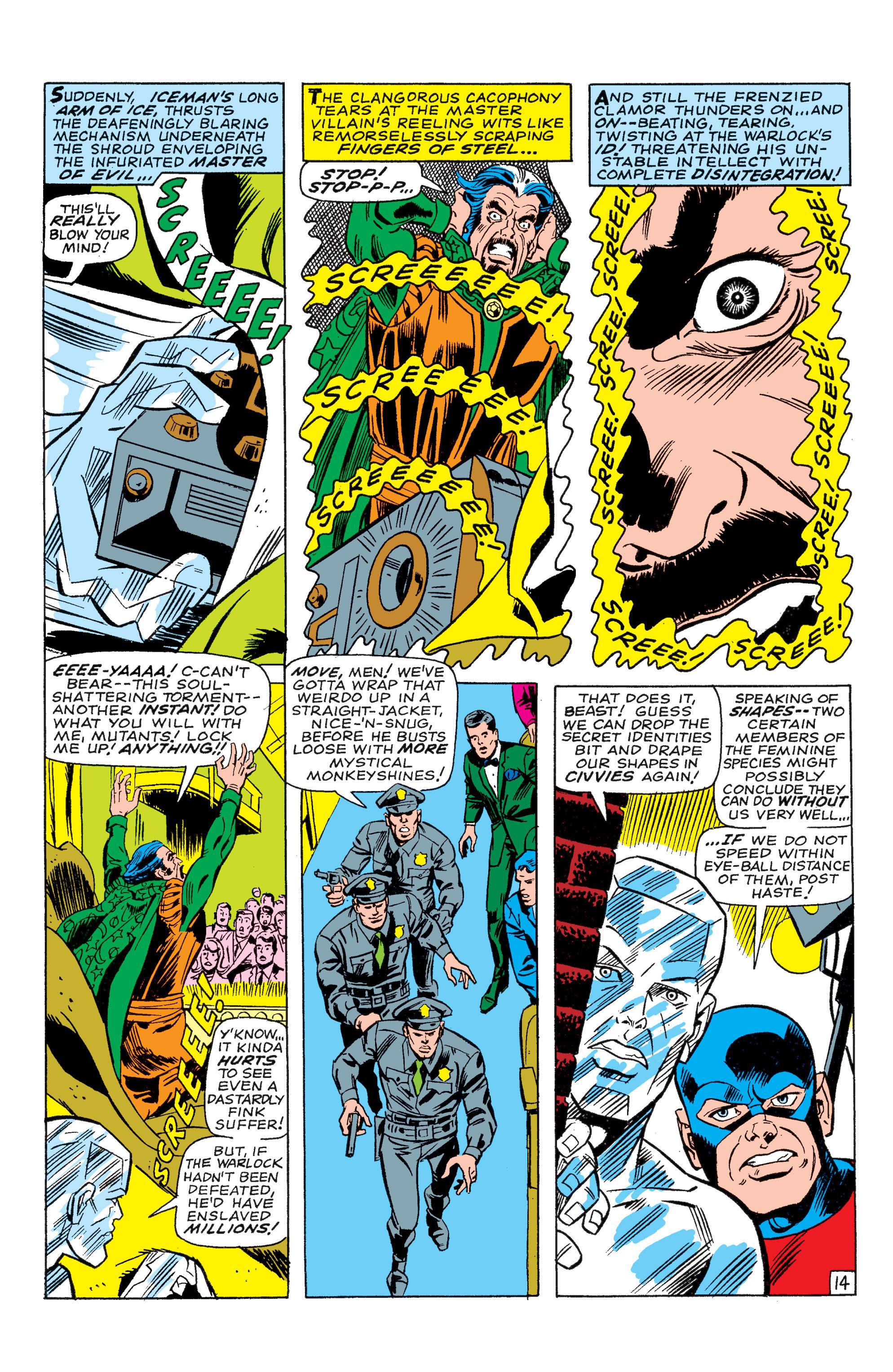Uncanny X-Men (1963) 47 Page 14