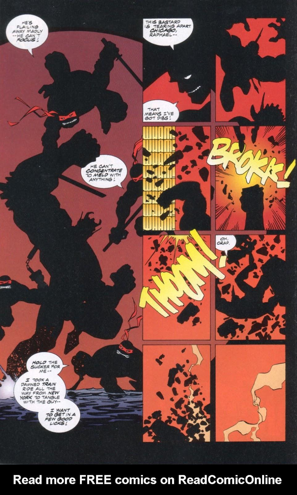 The Savage Dragon (1993) Issue #22 #25 - English 15