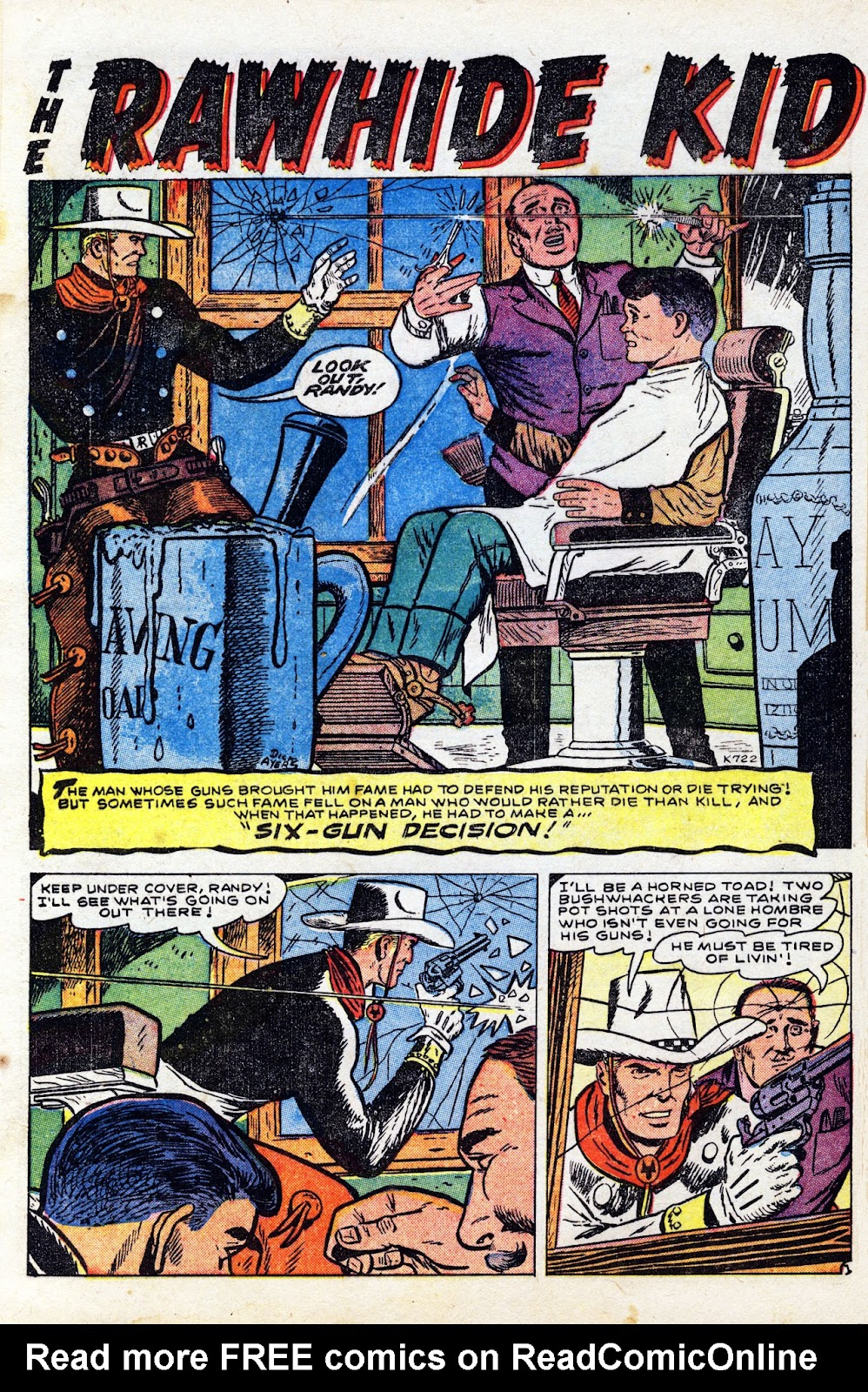 The Rawhide Kid (1955) issue 12 - Page 28