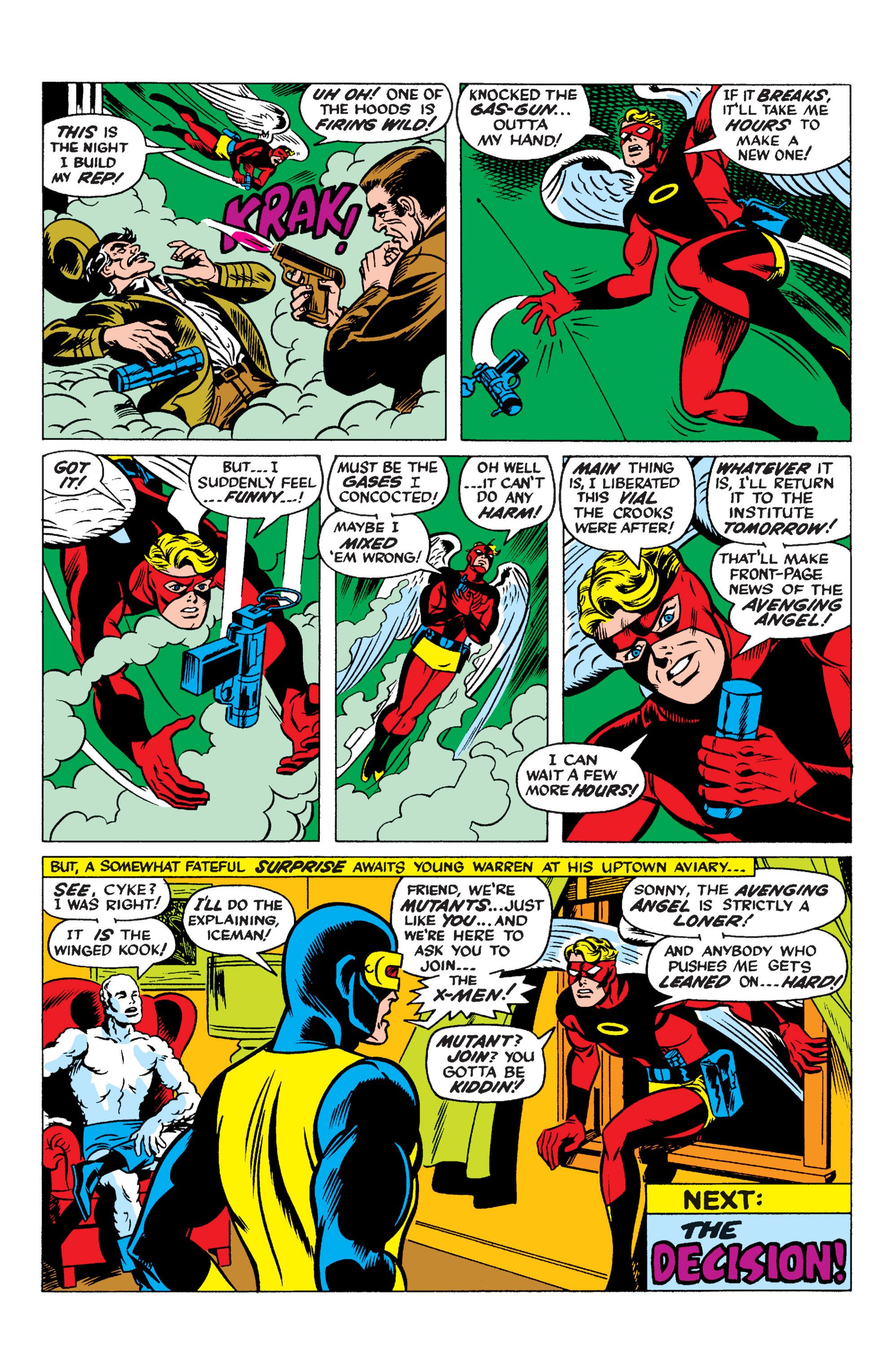 Uncanny X-Men (1963) 55 Page 20