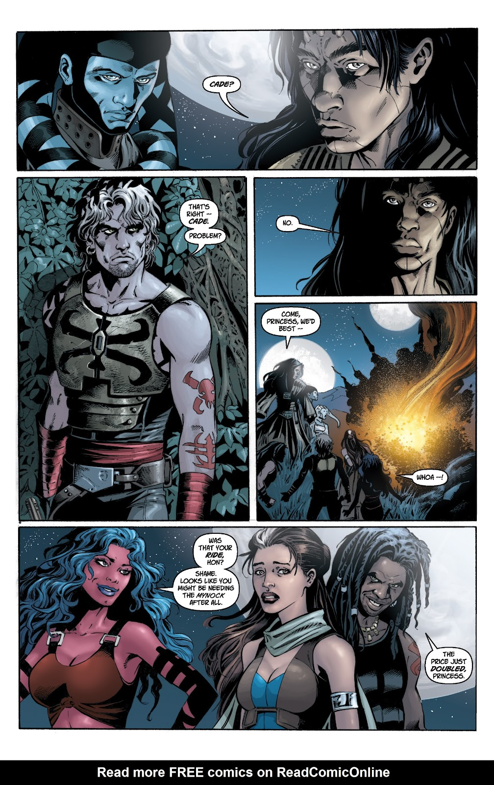 Read online Star Wars Legends: Legacy - Epic Collection comic -  Issue # TPB 1 (Part 1) - 87