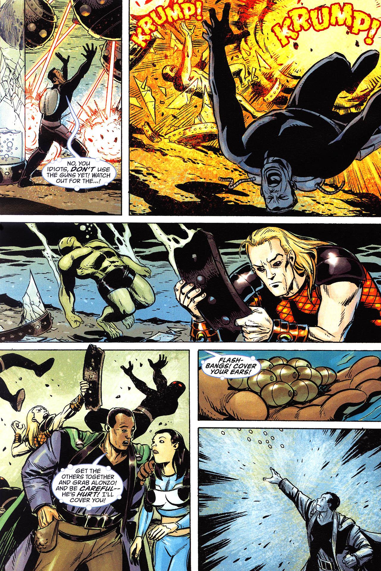 Read online Aquaman: Sword of Atlantis comic -  Issue #52 - 9