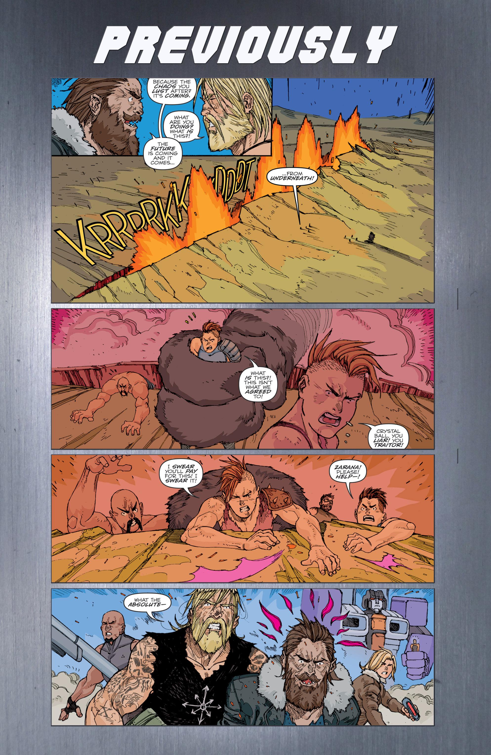Read online G.I. Joe (2016) comic -  Issue #5 - 3