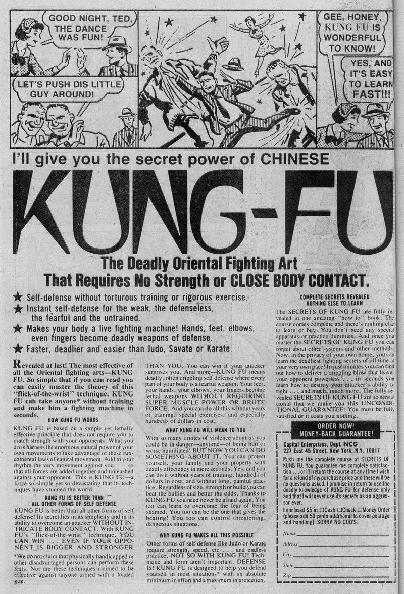 Read online Shazam! (1973) comic -  Issue #12 - 96