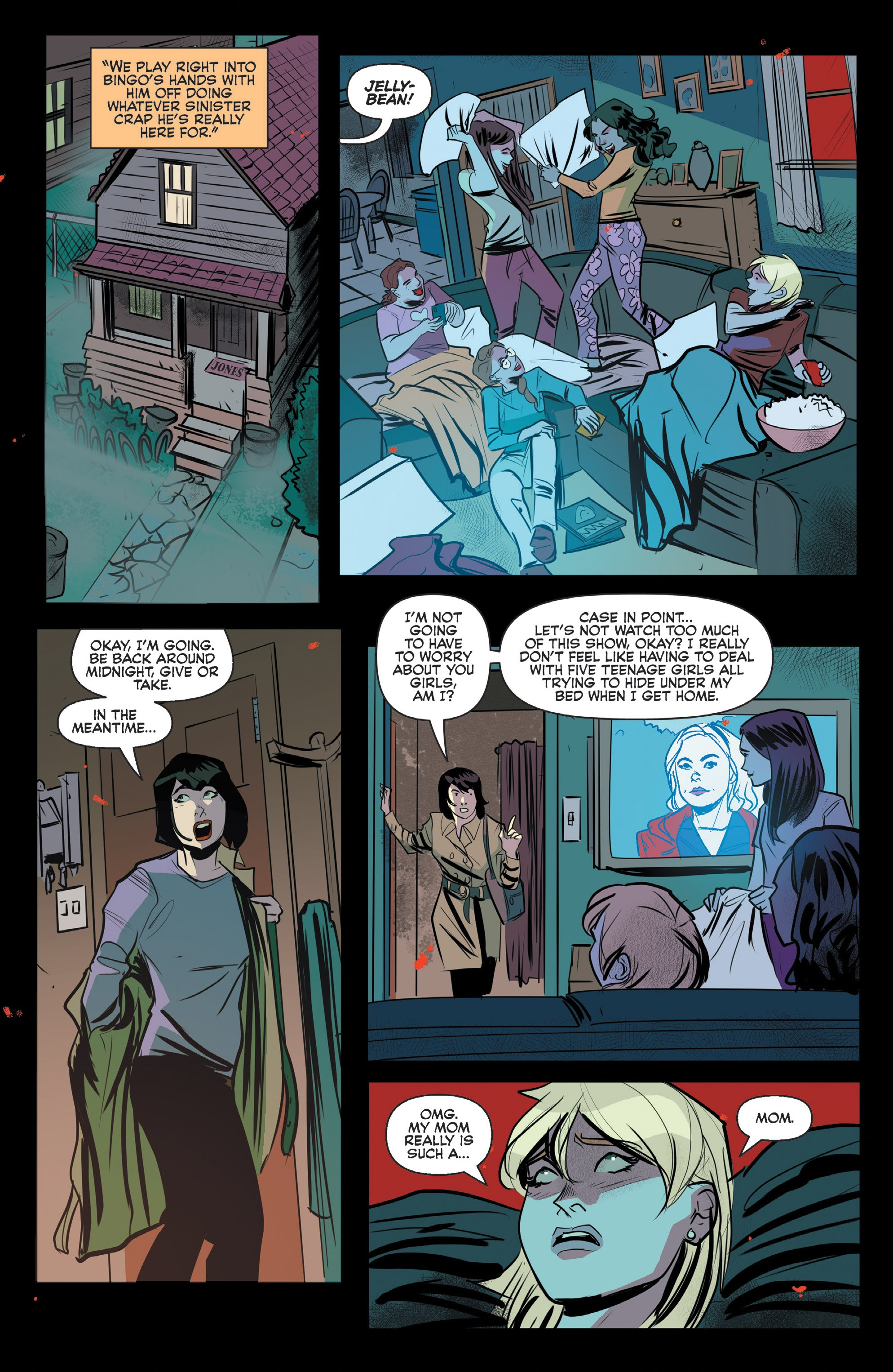 Jughead The Hunger #12 #13 - English 21