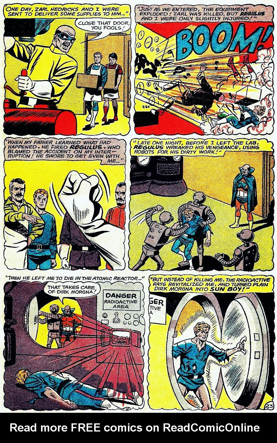 Read online Adventure Comics (1938) comic -  Issue #348 - 31
