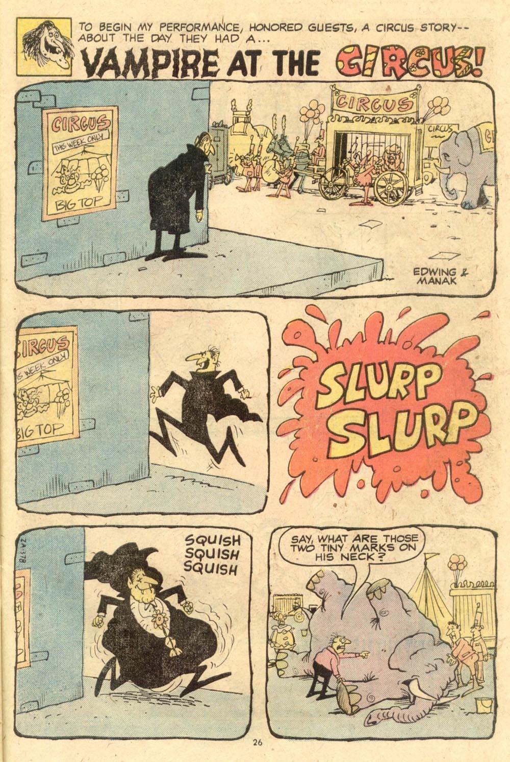 Read online Plop! comic -  Issue #8 - 27