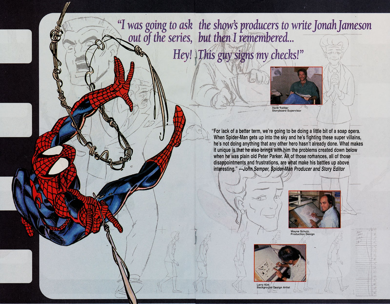 Web of Spider-Man (1985) Issue #113 #123 - English 39