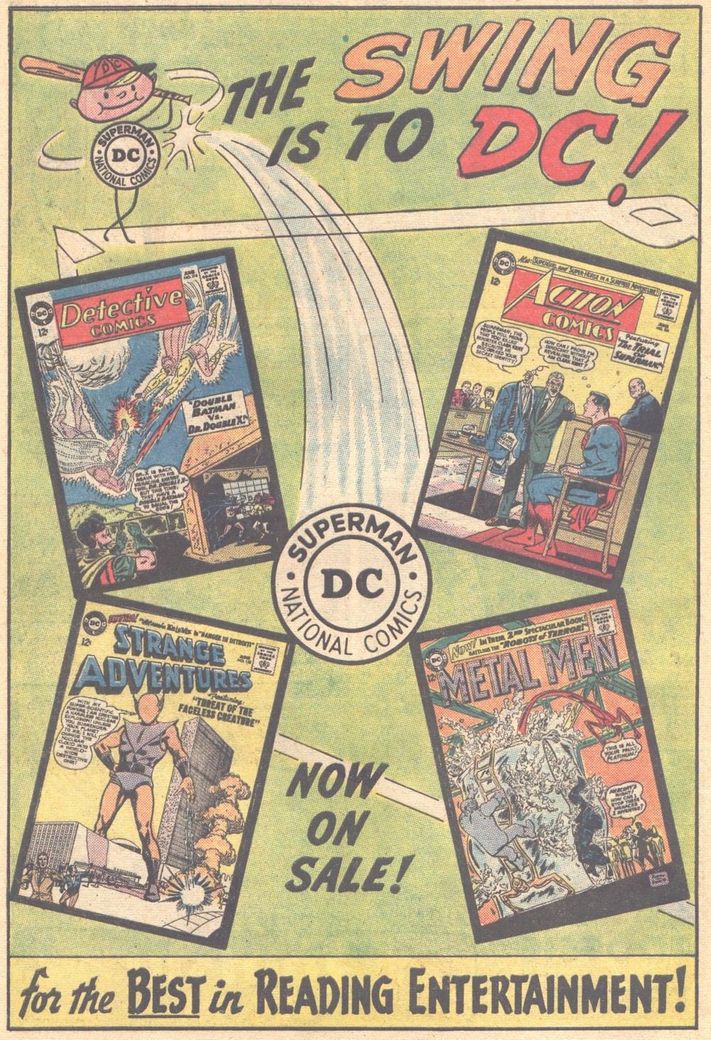 Read online Adventure Comics (1938) comic -  Issue #309 - 12