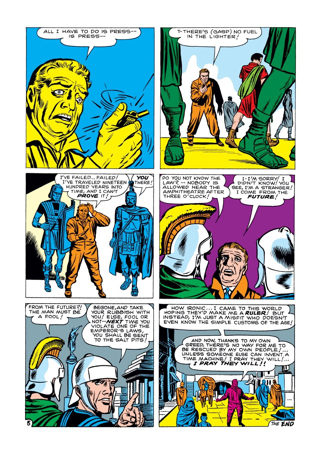 Tales of Suspense (1959) issue 21 - Page 26