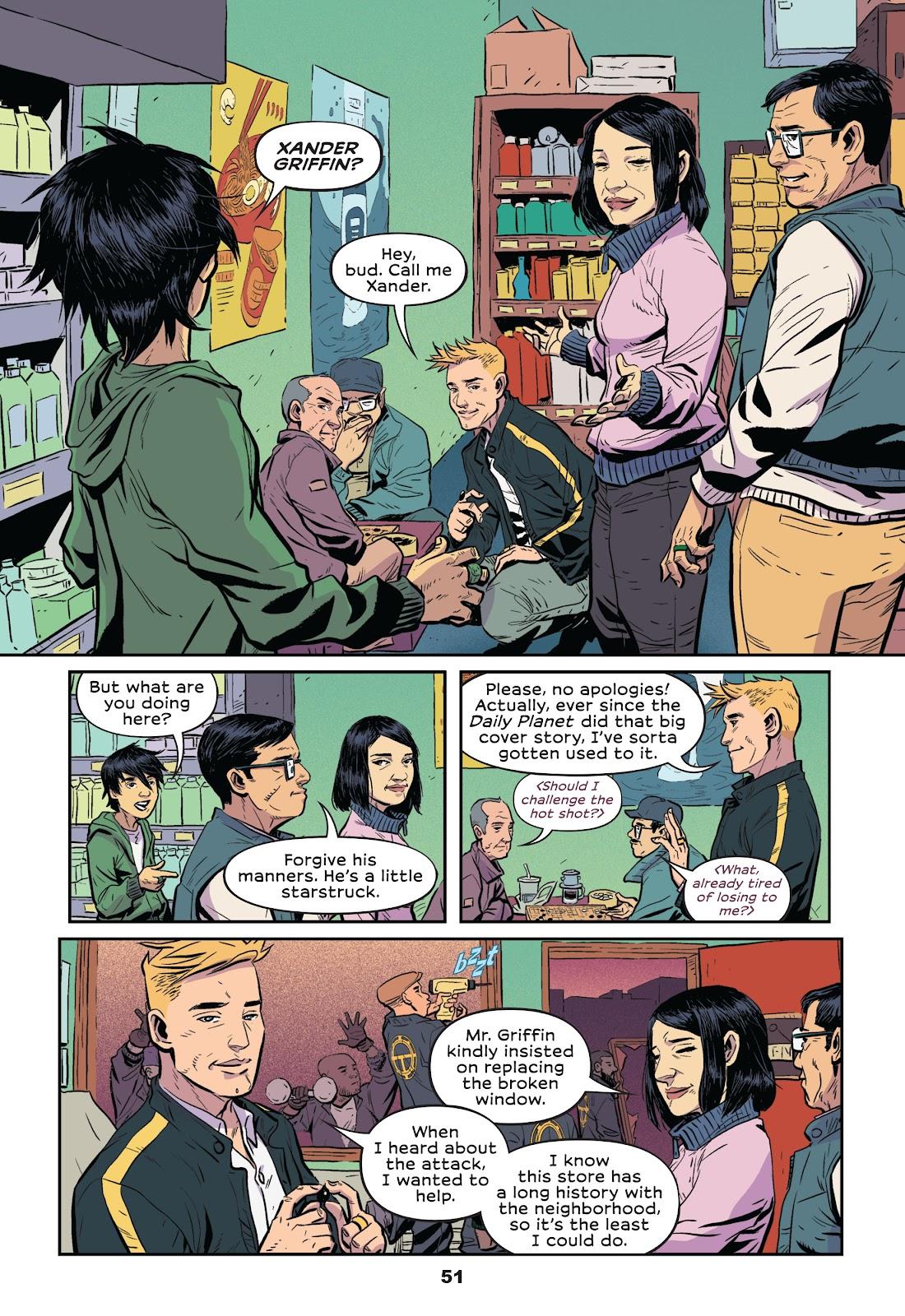 Read online Green Lantern: Legacy comic -  Issue # TPB - 49