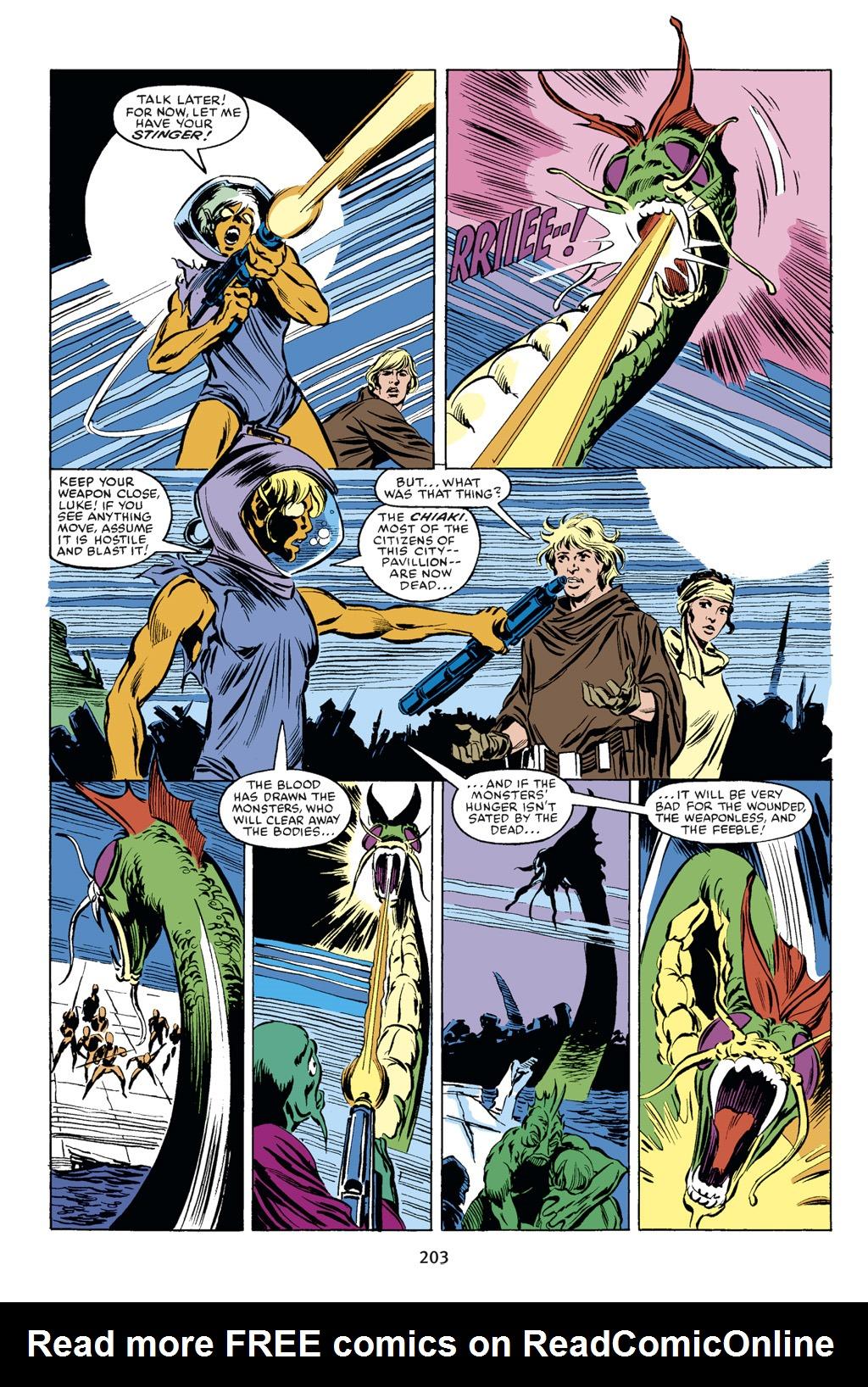Read online Star Wars Omnibus comic -  Issue # Vol. 18 - 190