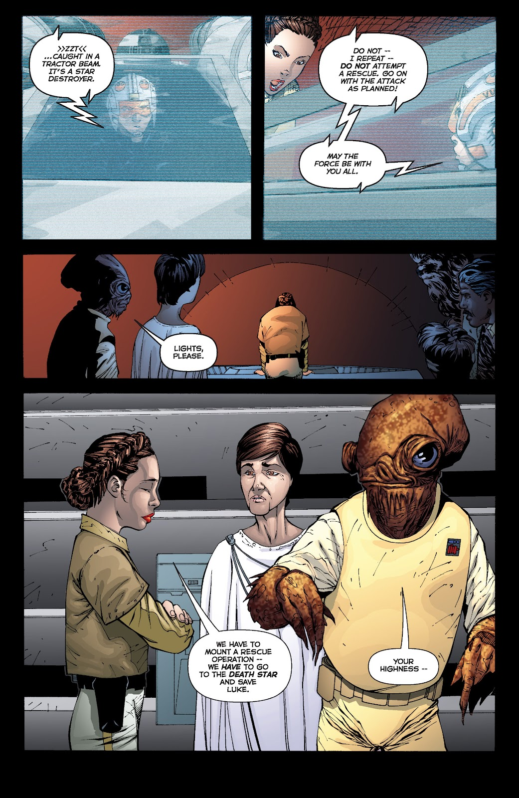 Read online Star Wars Legends: Infinities - Epic Collection comic -  Issue # TPB (Part 3) - 57