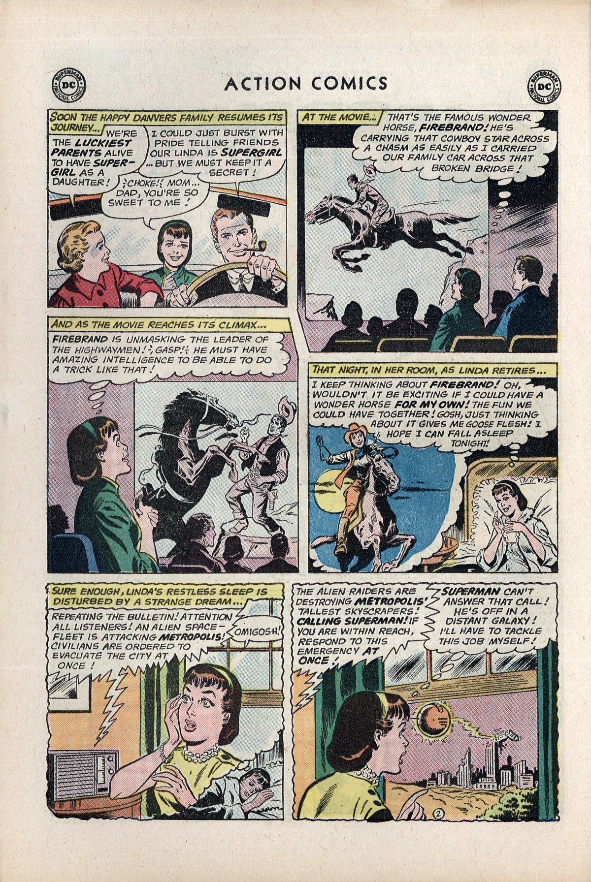 Read online Action Comics (1938) comic -  Issue #292 - 22