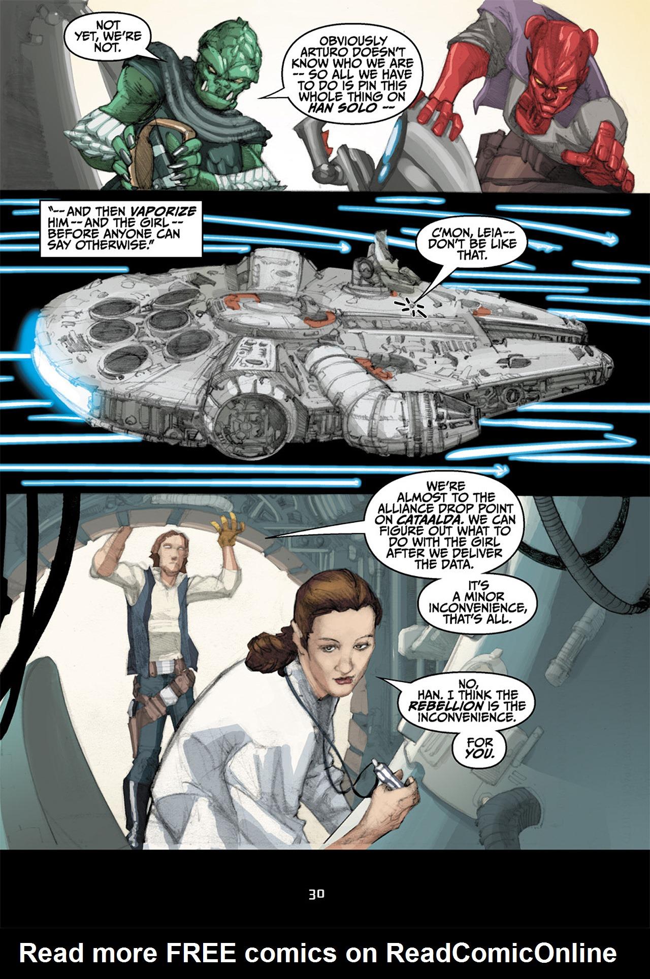 Read online Star Wars Omnibus comic -  Issue # Vol. 33 - 112