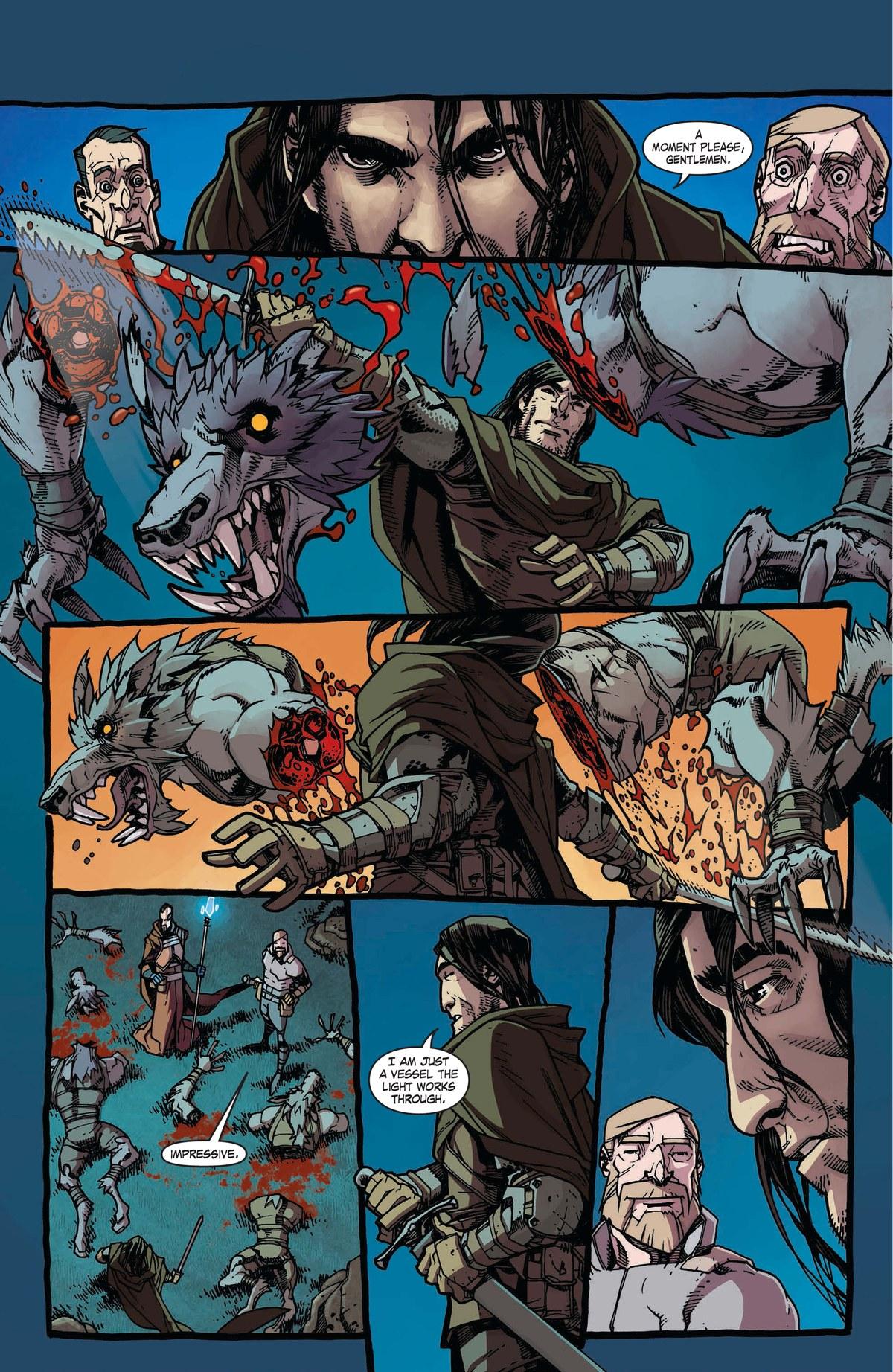 Read online World of Warcraft: Dark Riders comic -  Issue # Full - 63