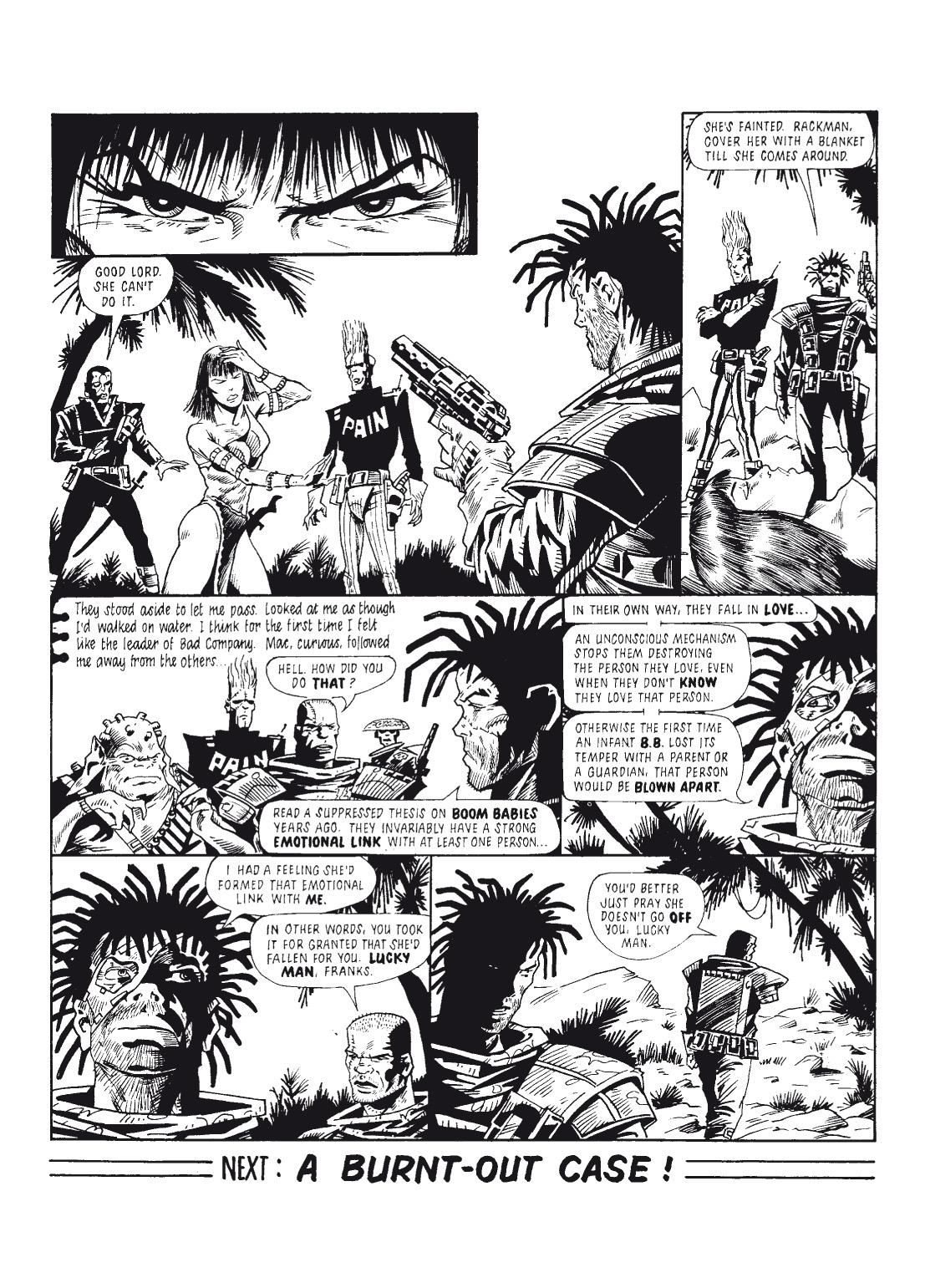 Read online The Complete Bad Company comic -  Issue # TPB - 161
