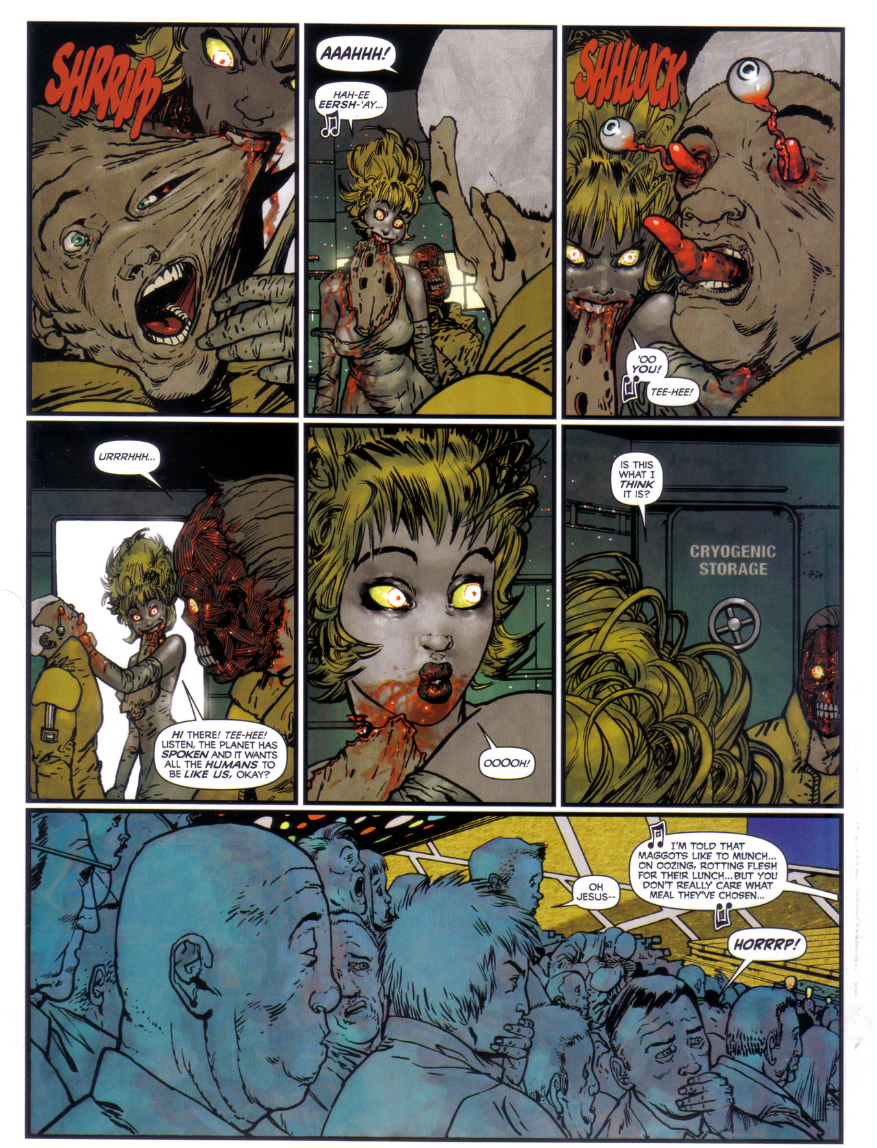 Read online 2000 AD comic -  Issue #1746 - 59