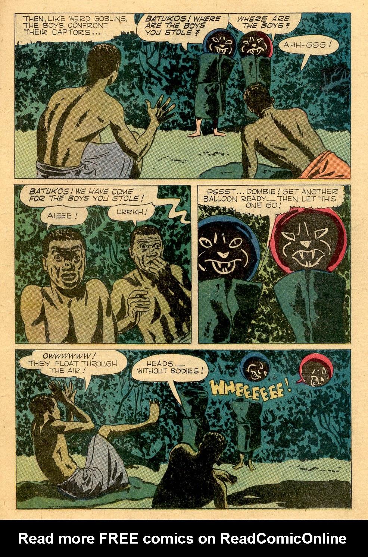 Tarzan (1948) issue 119 - Page 21