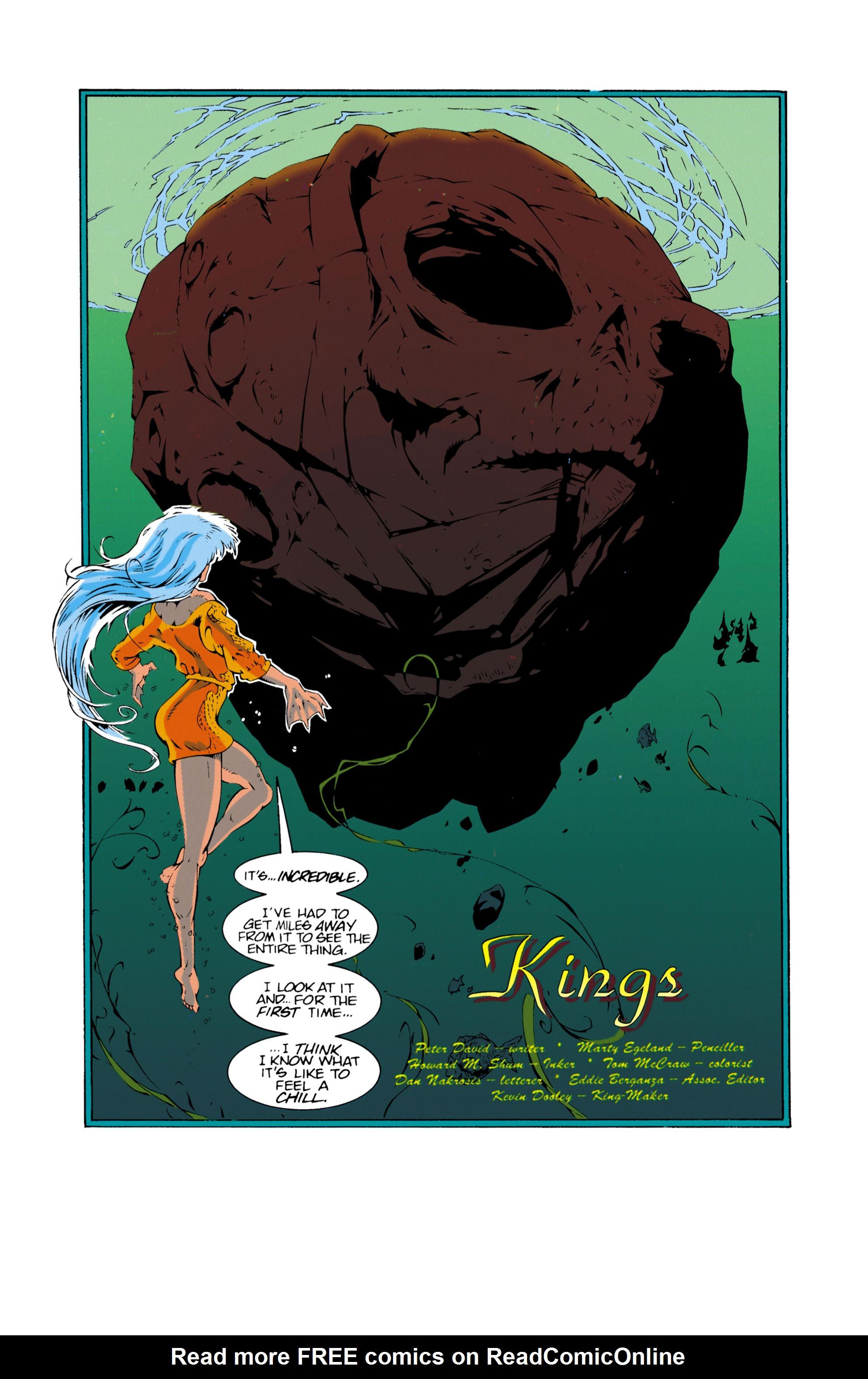 Read online Aquaman (1994) comic -  Issue #16 - 2