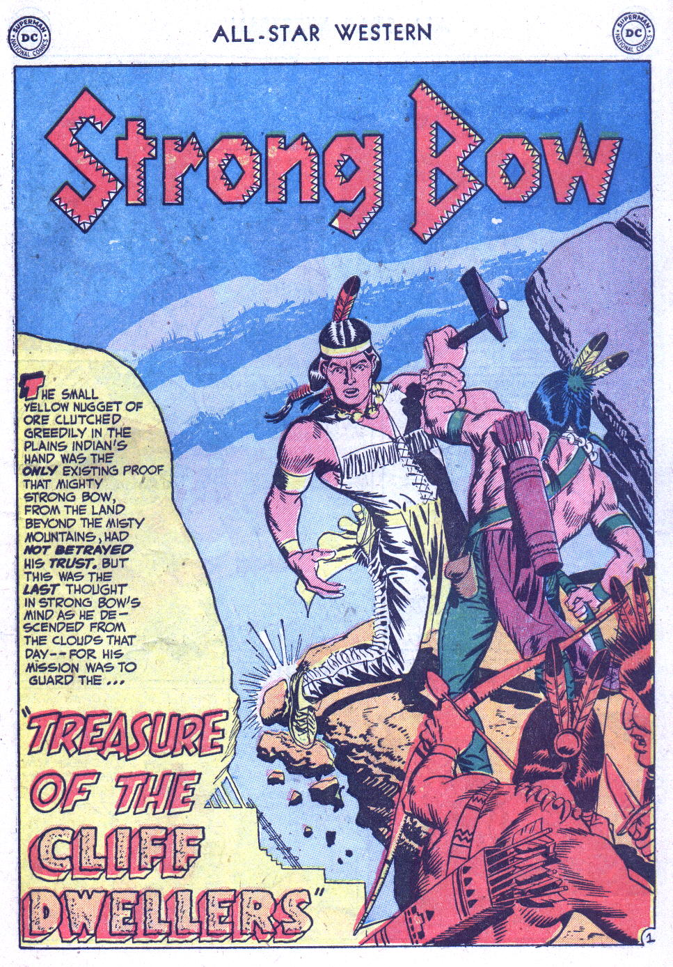 Read online All-Star Western (1951) comic -  Issue #59 - 39