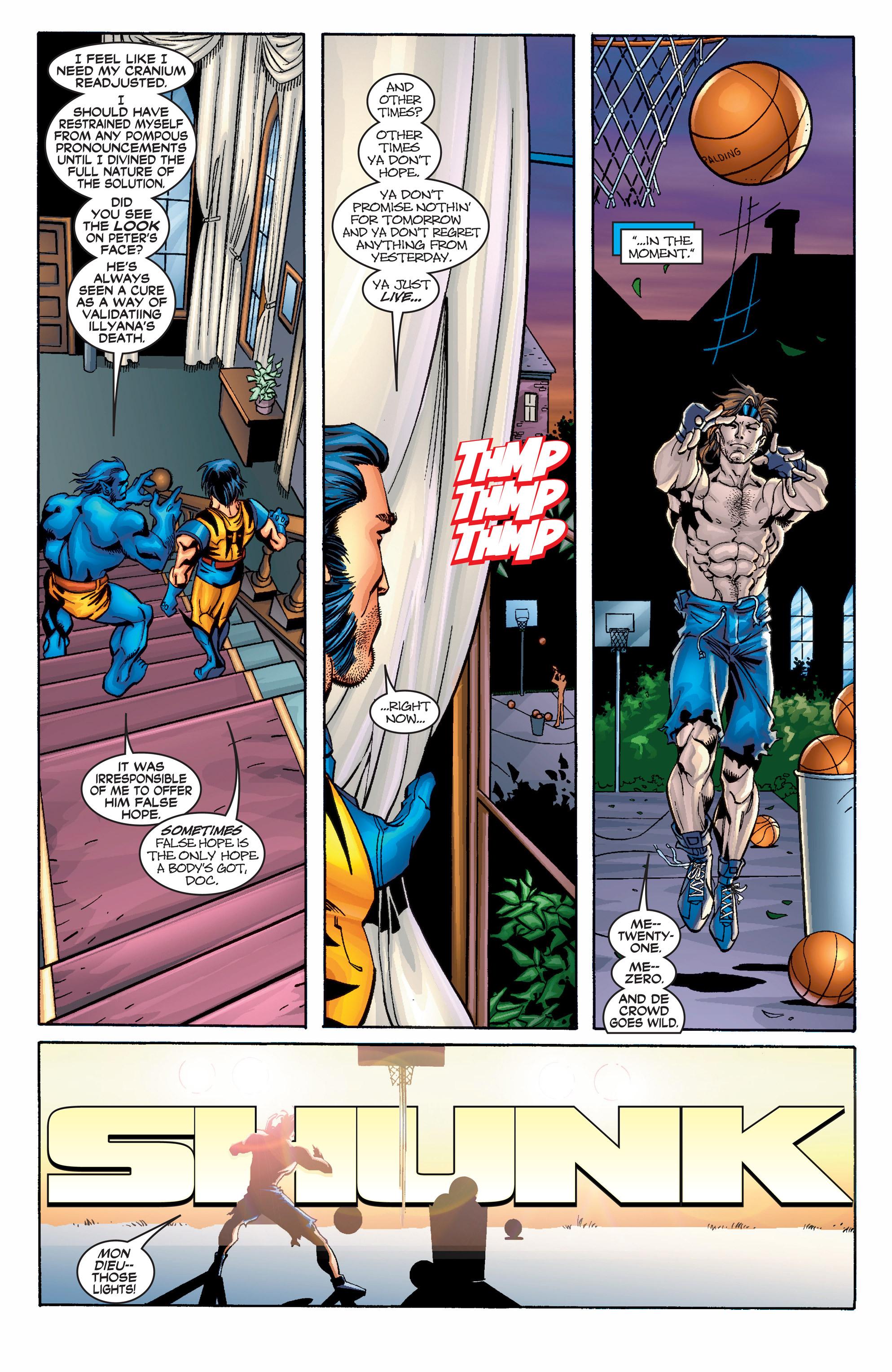 Read online Uncanny X-Men (1963) comic -  Issue #390 - 11