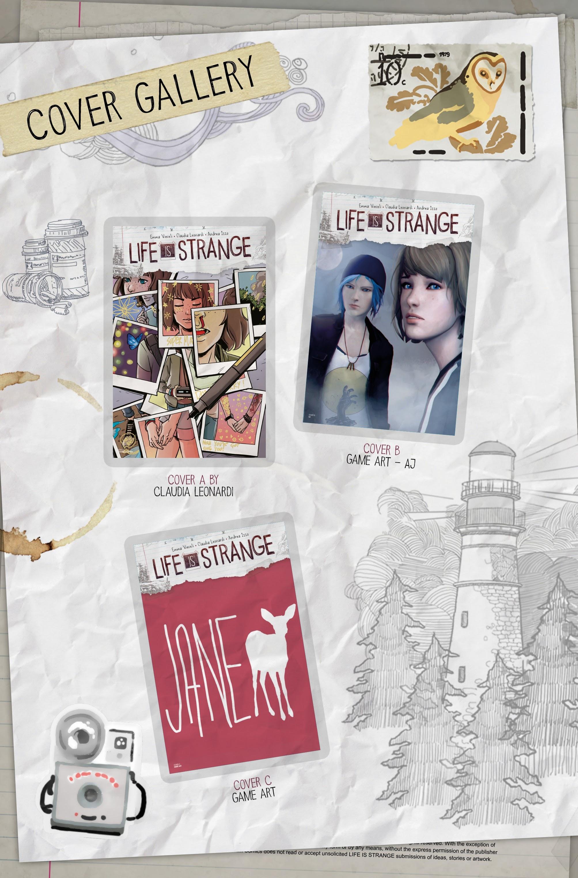 Life is Strange #3 #3 - English 30