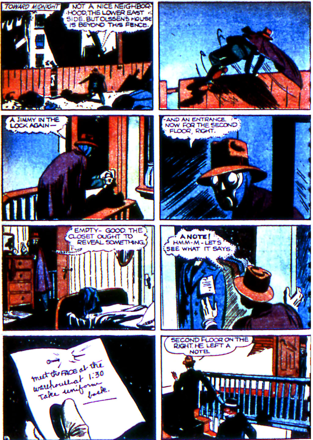 Read online Adventure Comics (1938) comic -  Issue #44 - 8