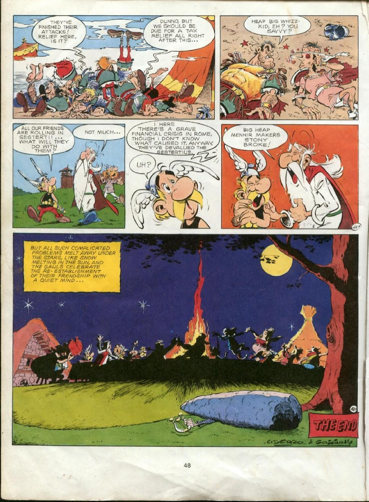Asterix issue 23 - Page 45