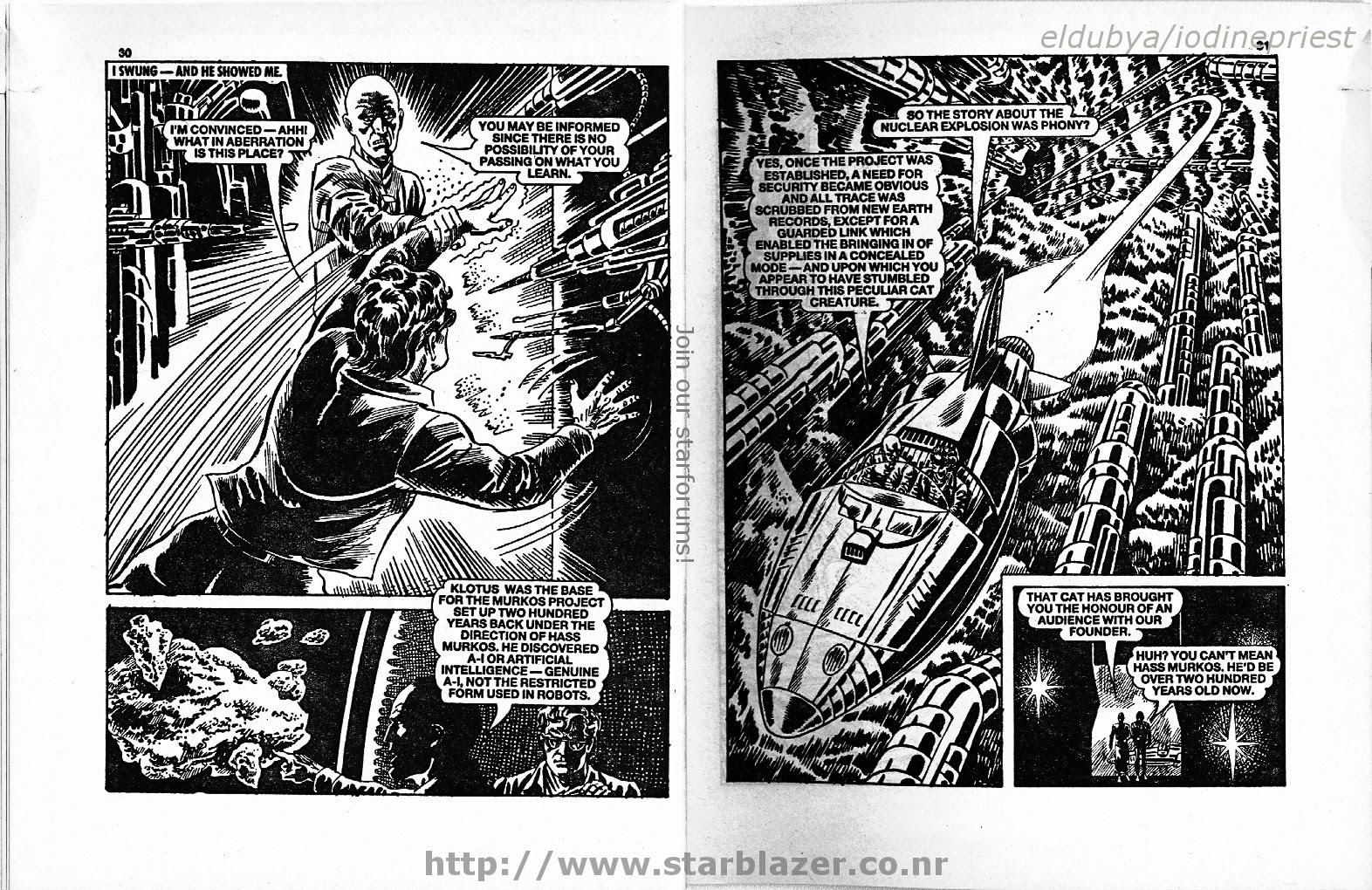 Starblazer issue 252 - Page 17
