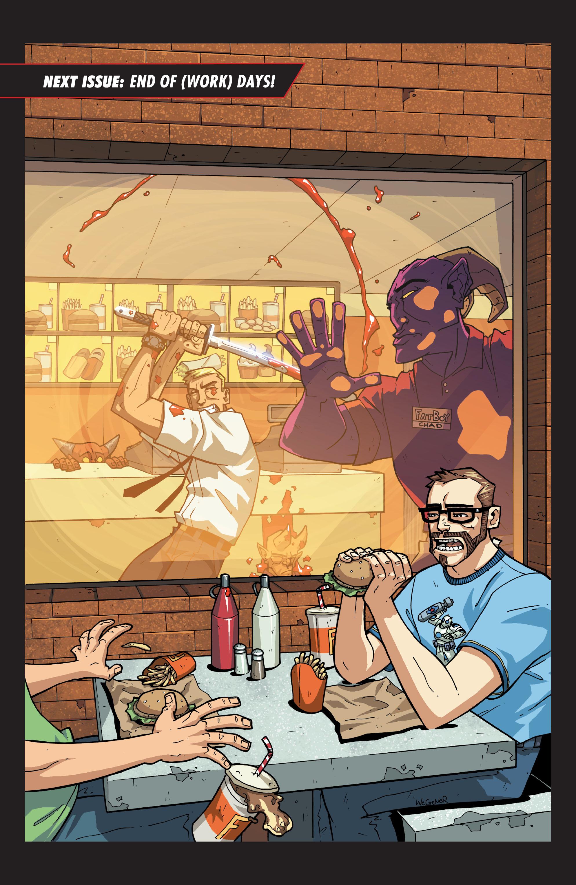 Read online Killer Of Demons comic -  Issue #2 - 36