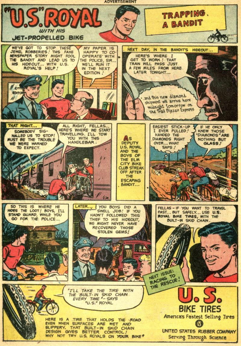 Read online Sensation (Mystery) Comics comic -  Issue #69 - 32